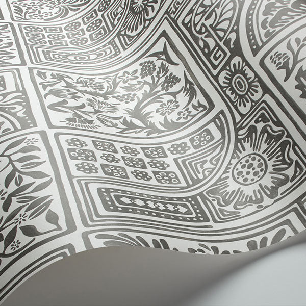Cole & Son - Mariinsky Damask - Bellini in Black & White