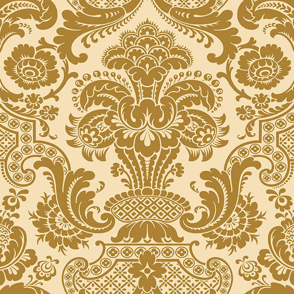 Cole & Son - Mariinsky Damask - Carmen in Gold