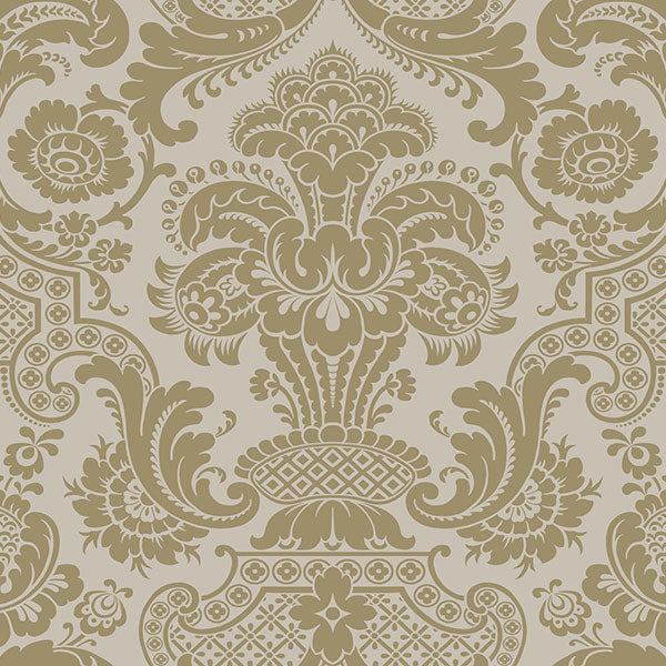 Cole & Son - Mariinsky Damask - Carmen in Linen