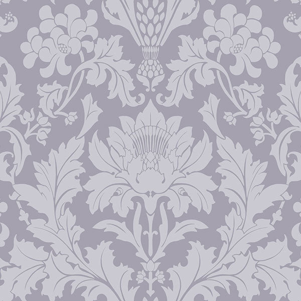 Cole & Son - Mariinsky Damask - Fonteyn in Mink