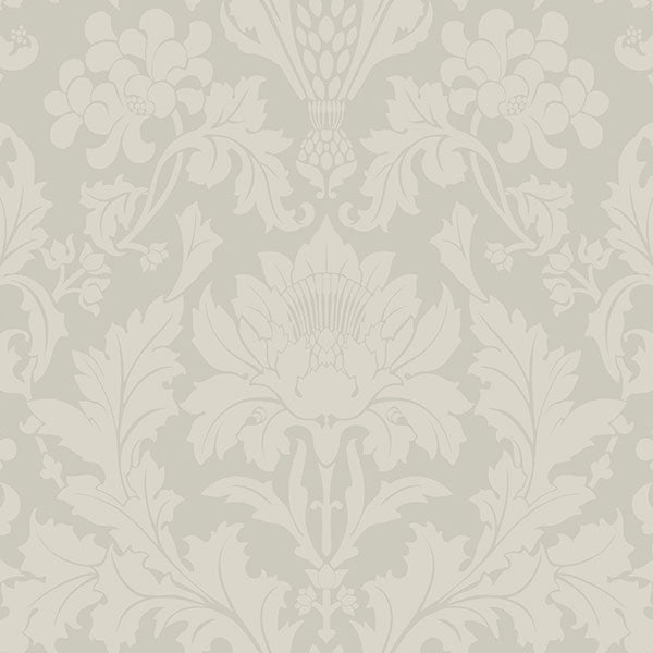 Cole & Son - Mariinsky Damask - Fonteyn in Old Olive