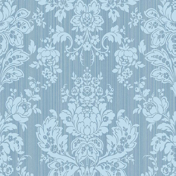 Cole & Son - Mariinsky Damask - Giselle in Blue