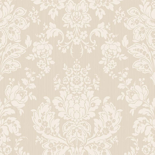 Cole & Son - Mariinsky Damask - Giselle in Linen