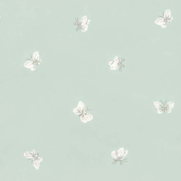 Cole & Son - Whimsical - Peaseblossom in Duck Egg