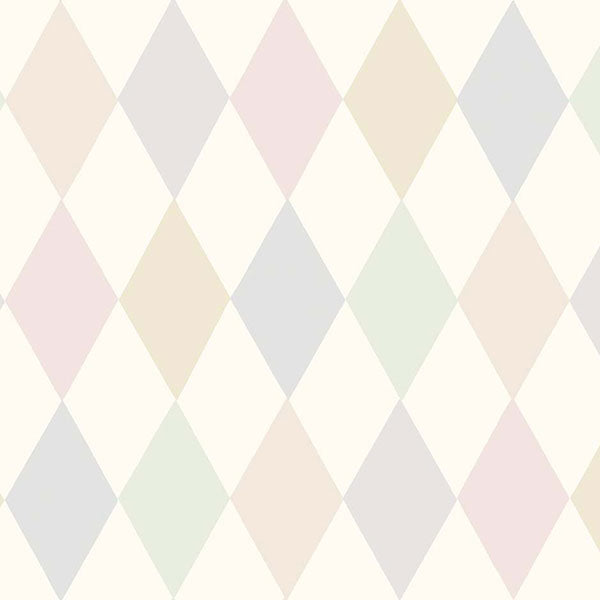 Cole & Son - Whimsical - Punchinello in Soft Pink