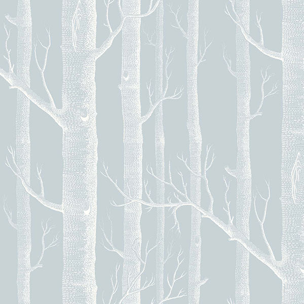 Cole & Son - Whimsical - Woods in Powder Blue