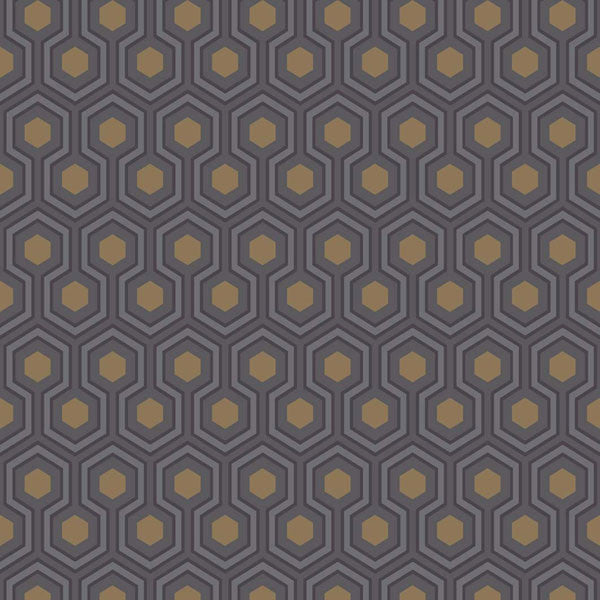 Cole & Son - Contemporary Restyled - Hicks' Hexagon - Vertigo Home