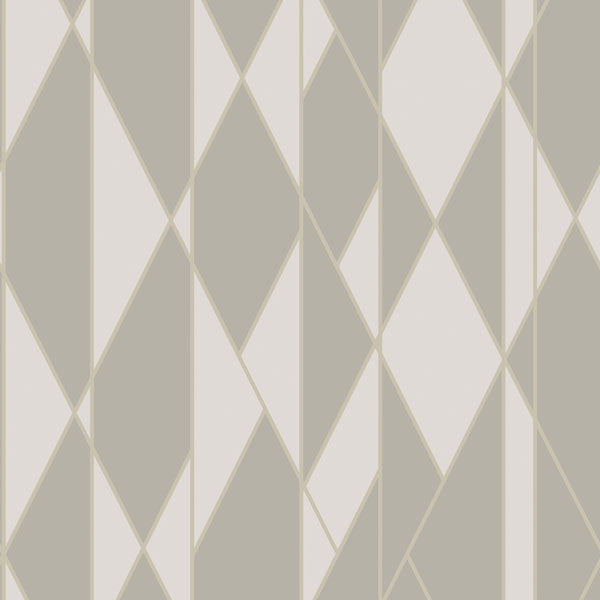 Cole & Son - Geometric II - Oblique - Vertigo Home