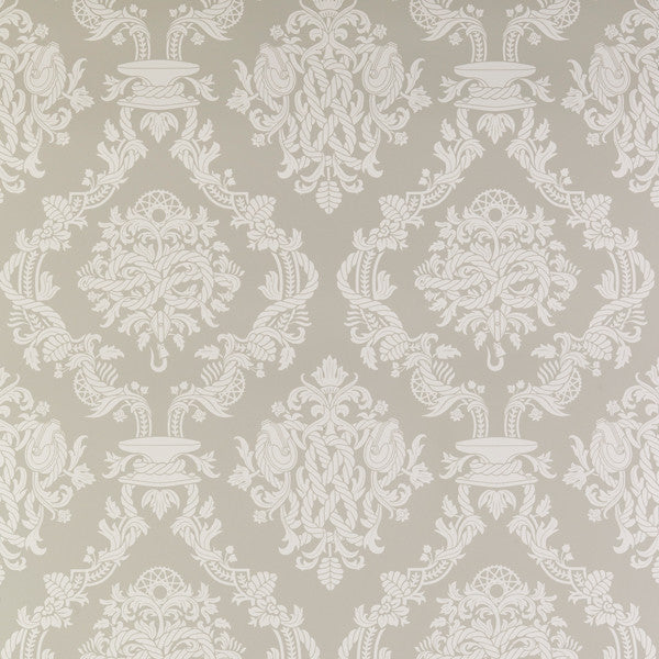 Cordage - Sandshell on Stone Vinyl Wallpaper by Flavor Paper - Vertigo Home