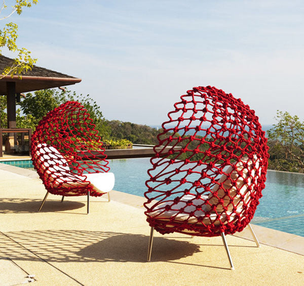 Dragnet Lounge Chair - Vertigo Home