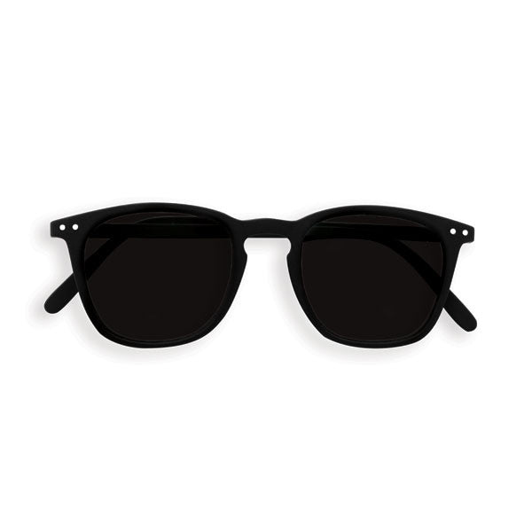 Black #E Sunglasses by Izipizi