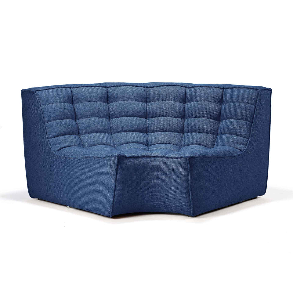 Round Corner N701 Sofa by Ethnicraft