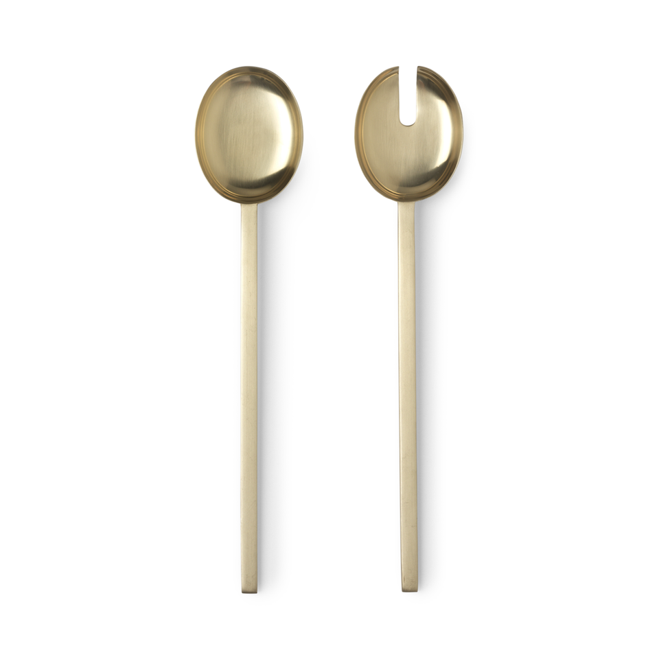 Fein Salad Servers by Ferm Living