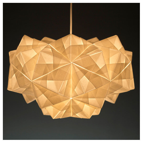 Petra Origami Pendant Light by Foldability at www.vertigohome.us