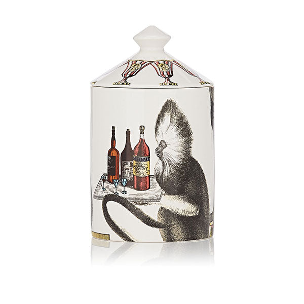 Aperitivo Lidded Candle by Fornasetti