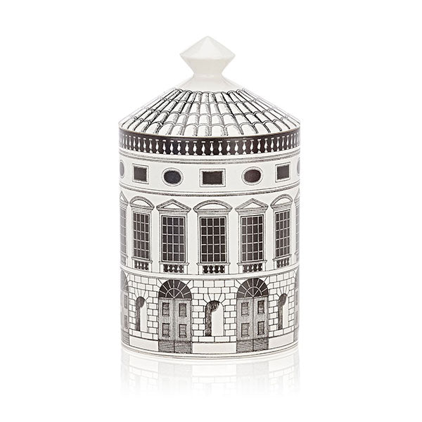 Architettura Lidded Candle by Fornasetti