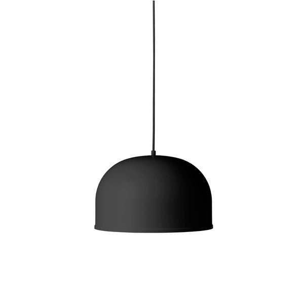 GM Pendant Lamp 30 Black by Grethe Meyers for Menu - Vertigo Home