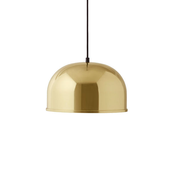 GM Pendant Lamp 30 Brass by Grethe Meyers for Menu - Vertigo Home