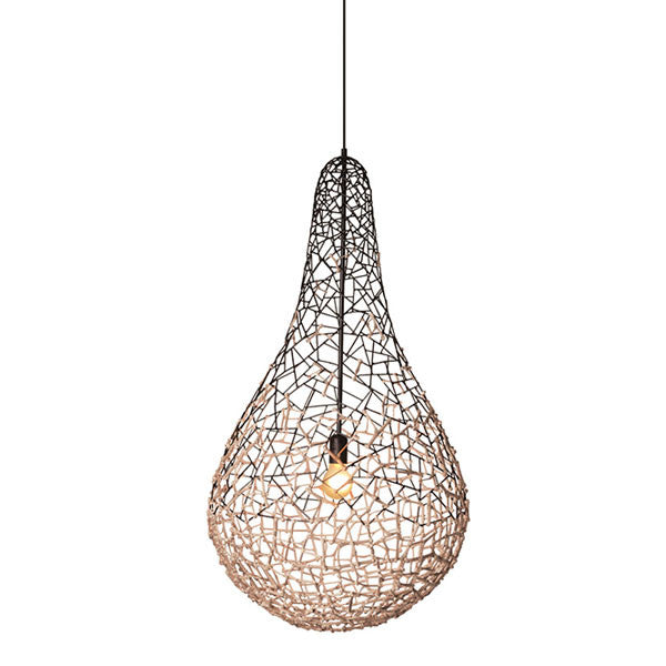 Kris Kros Hanging Lamp by Kenneth Cobonpue for Hive - Vertigo Home
