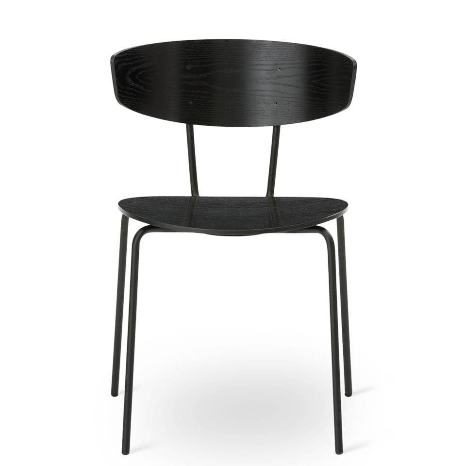 Herman Chair Black by Ferm Living