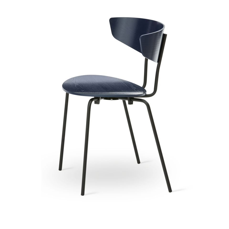 Herman Chair Dark Blue by Ferm Living