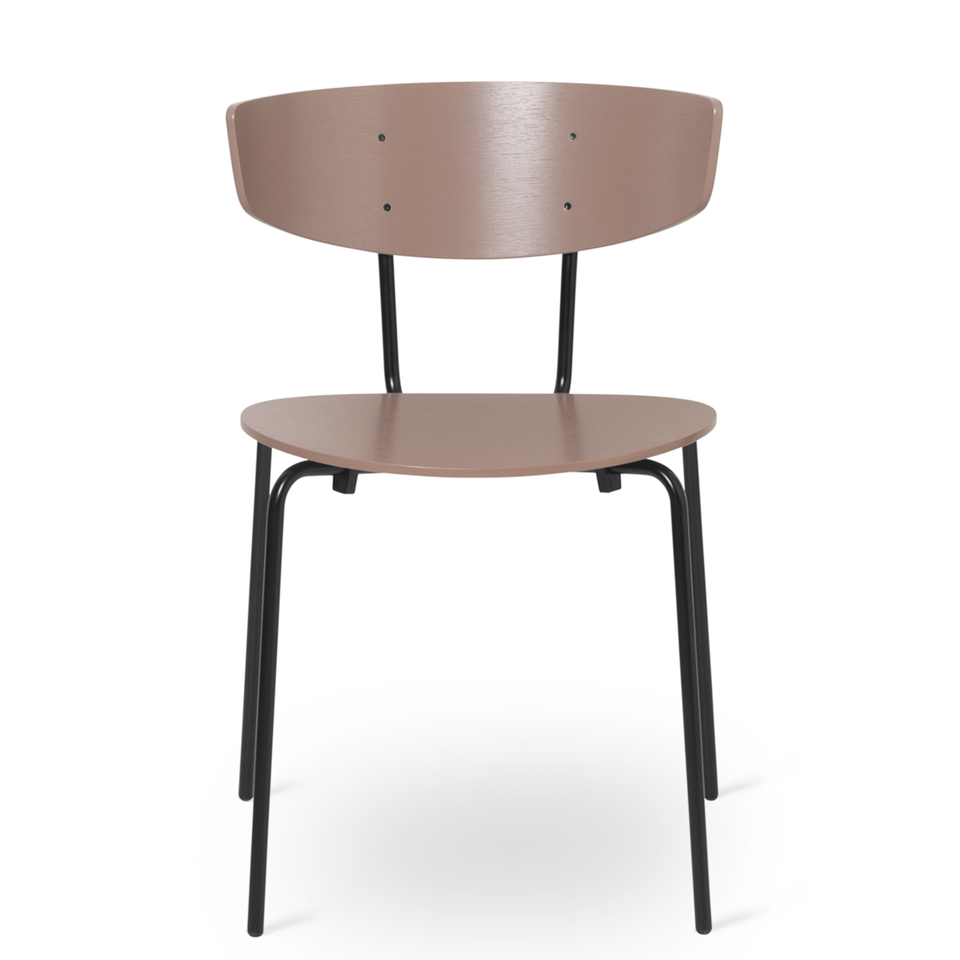 Herman Chair Dark Rose by Ferm Living
