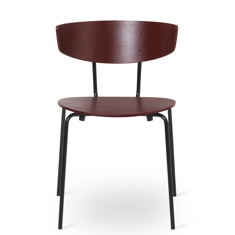 Herman Chair Red Brown by Ferm Living