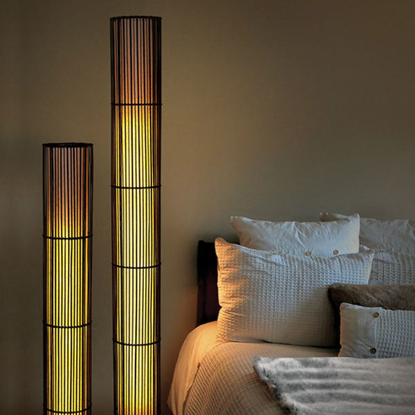Kai O Floor Lamp Large by Kenneth Cobonpue for Hive at www.vertigohome.us