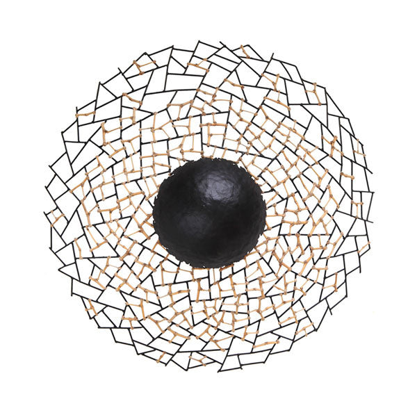 Kris Kros Wall Lamp Large by Kenneth Cobonpue for Hive - Vertigo Home