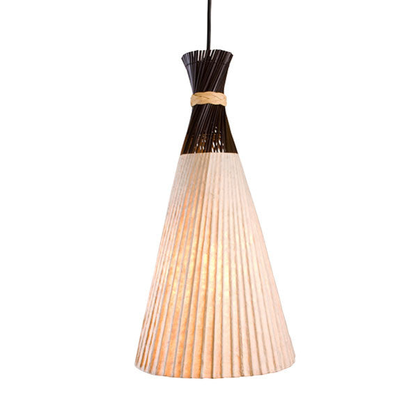 Luau Hanging Lamp Large by Kenneth Cobonpue for Hive - Vertigo Home