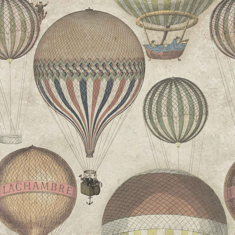Hot Air Wallpaper by MINDTHEGAP