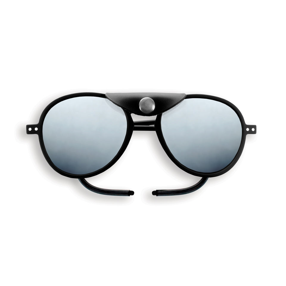 Black #SUN Glacier Plus Sunglasses by Izipizi
