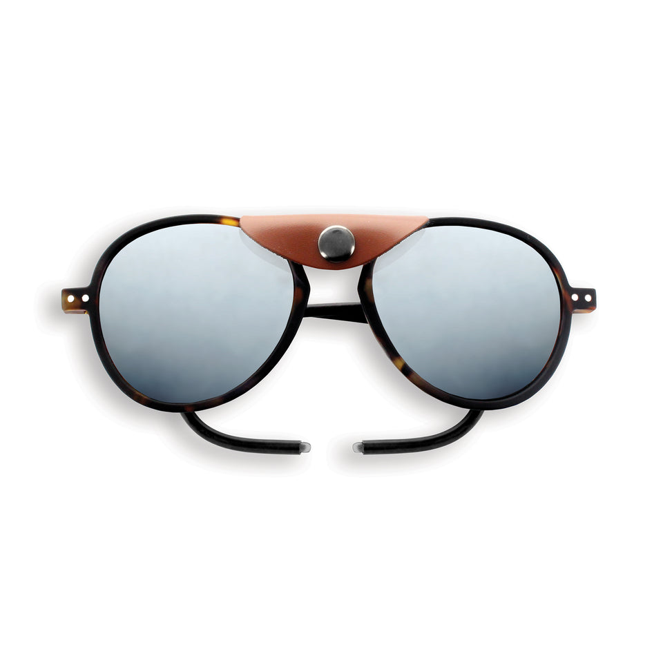 Tortoise #SUN Glacier Plus Sunglasses by Izipizi