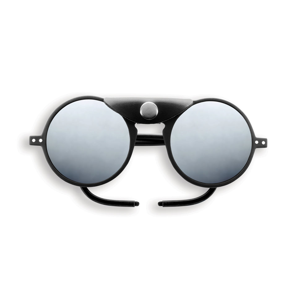 Black #SUN Glacier Sunglasses by Izipizi