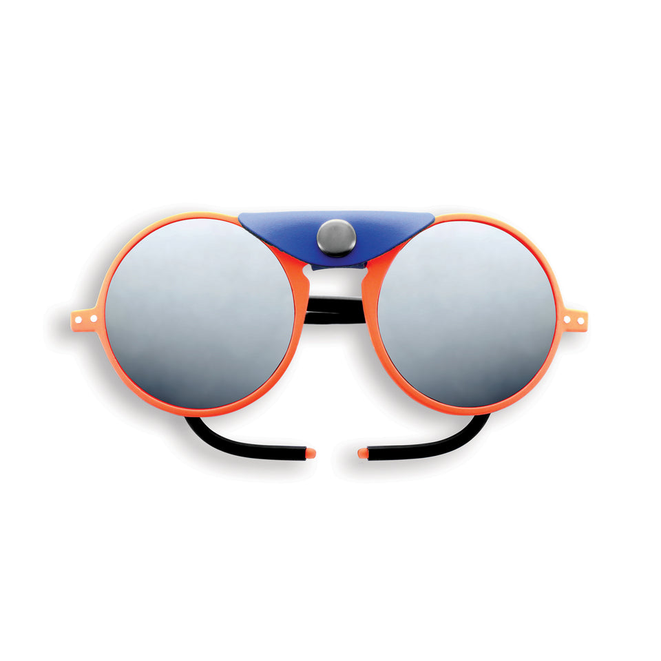 Orange #SUN Glacier Sunglasses by Izipizi