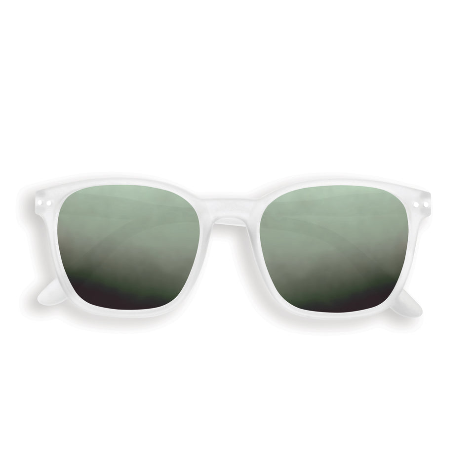 White Sun Nautic Polarized Sunglasses by Izipizi