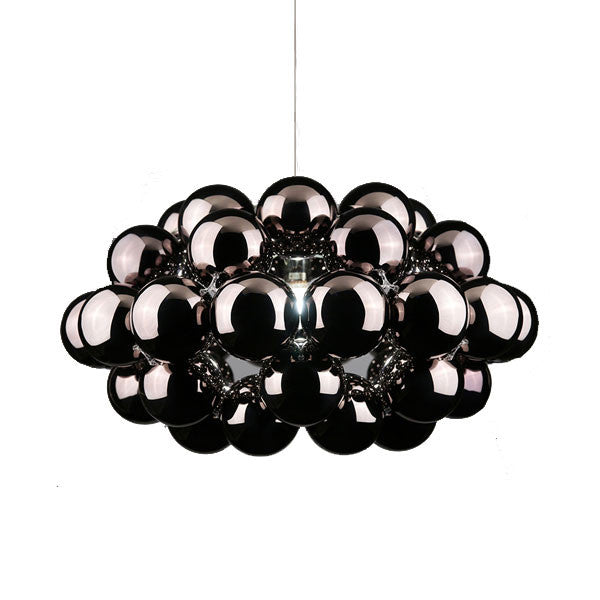 Beads Octo Pendant Gunmetal by Winnie Lui for Innermost - Vertigo Home