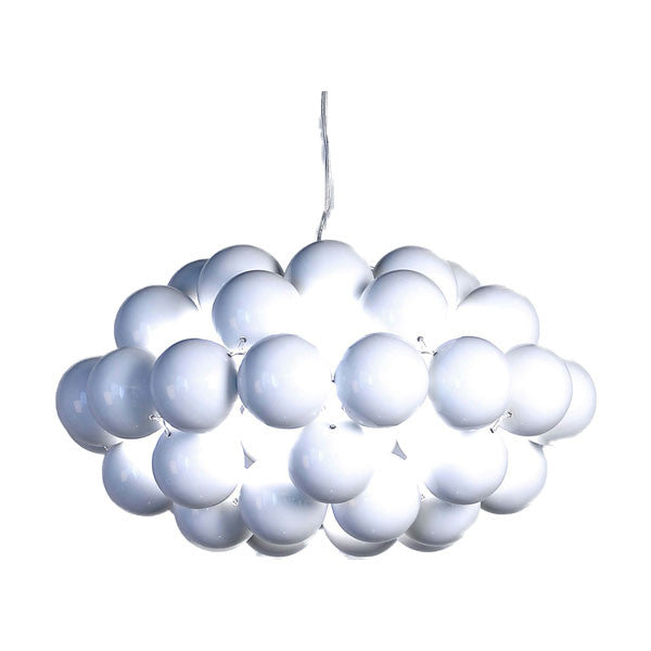Beads Octo Pendant White by Winnie Lui for Innermost - Vertigo Home
