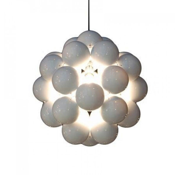 Beads Penta Pendant White by Winnie Lui for Innermost - Vertigo Home