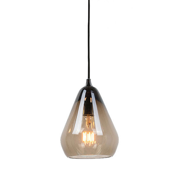 Core 20 Pendant Smoked by Steve Jones for Innermost - Vertigo Home