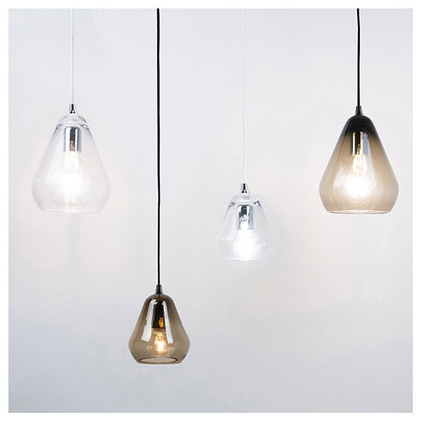 Core 20 Pendant Clear by Steve Jones for Innermost - Vertigo Home