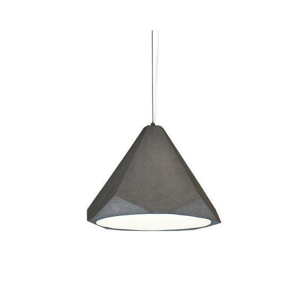Portland Pendant White by James Bartlett for Innermost