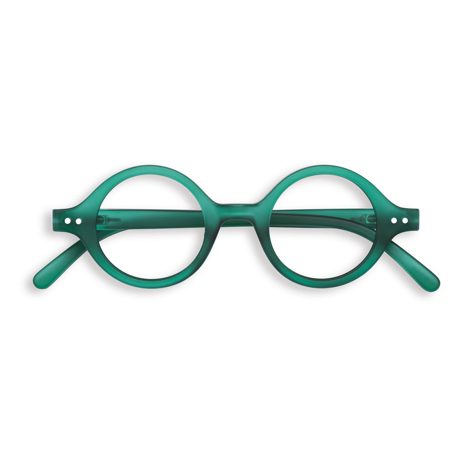 Green Crystal #J Reading Glasses by Izipizi