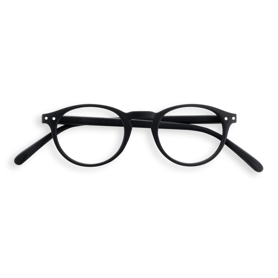Black #A Reading Glasses by Izipizi