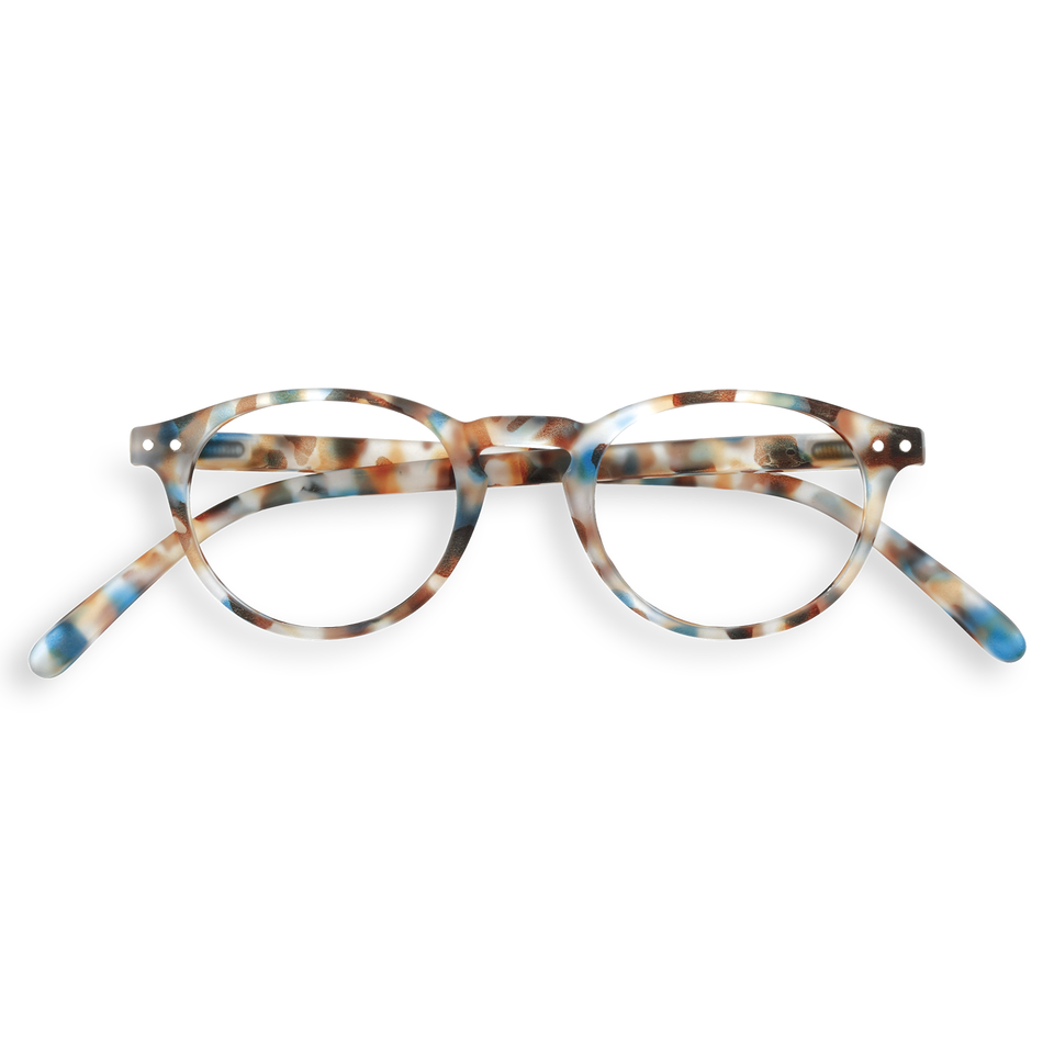 Blue Tortoise #A Reading Glasses by Izipizi
