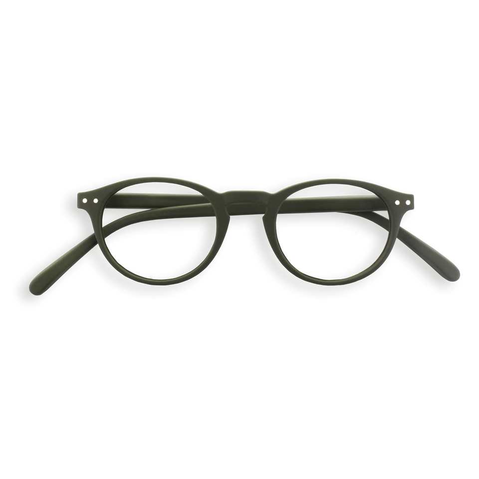 Kaki Green #A Reading Glasses by Izipizi