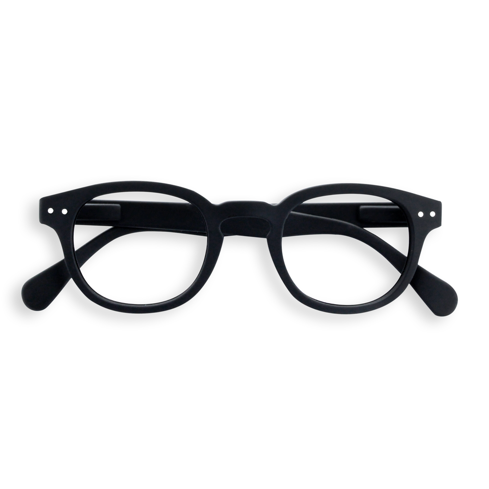 Black #C Reading Glasses by Izipizi