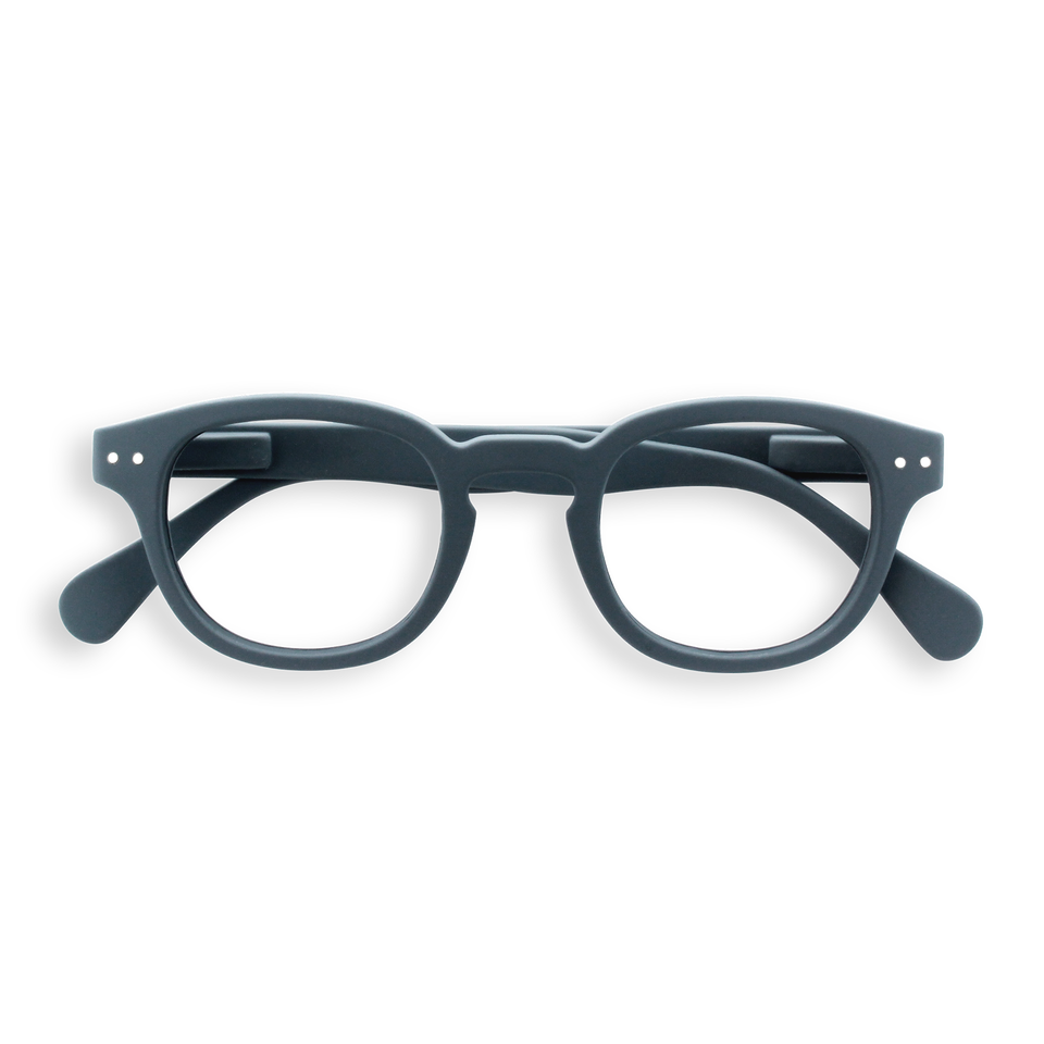 Grey Soft #C Reading Glasses by Izipizi