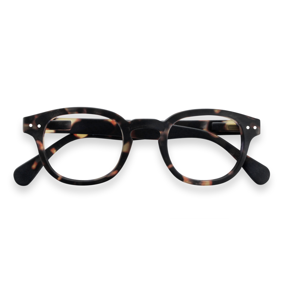 Tortoise #C Reading Glasses by Izipizi