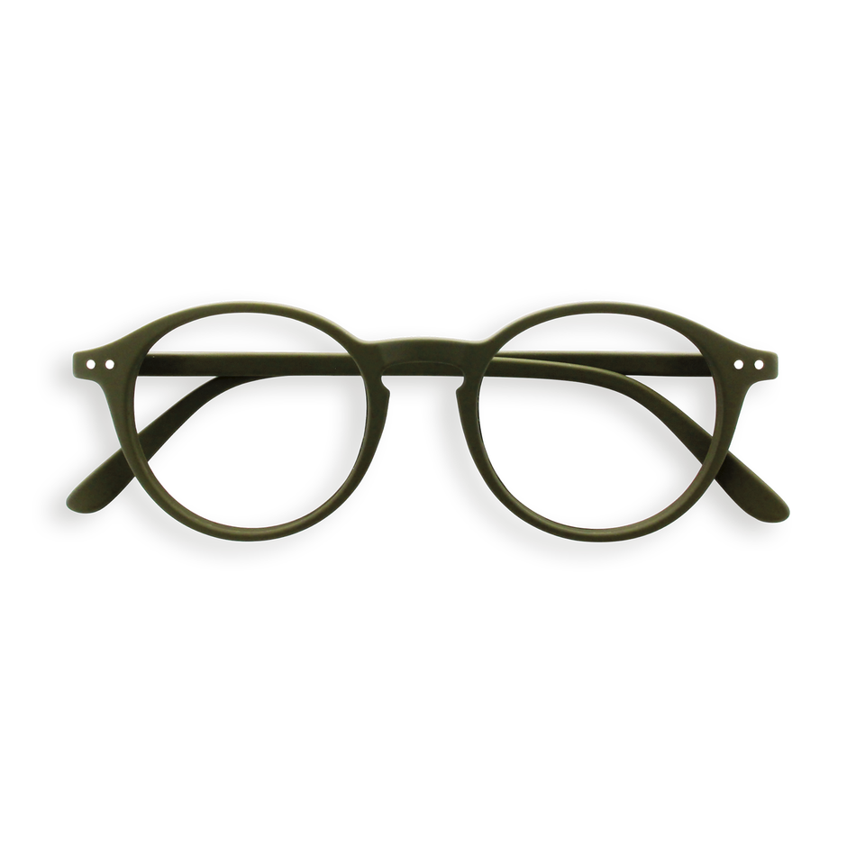 Kaki Green #D Reading Glasses by Izipizi